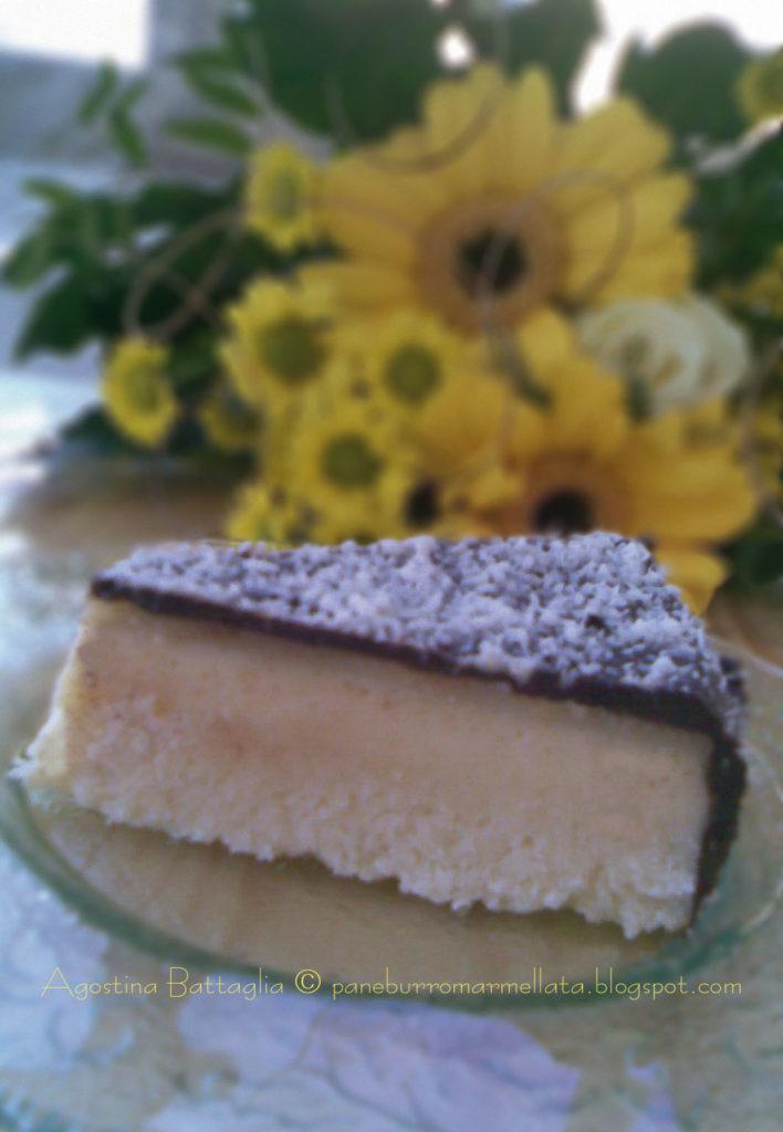 torta cocco - ciocco front