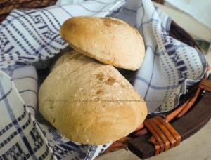 World Bread Day 2009: Pane al prezzemolo ed al basilico aromatizzato al sale di sedano
