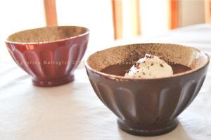Petits Pots au lait et chocolat
