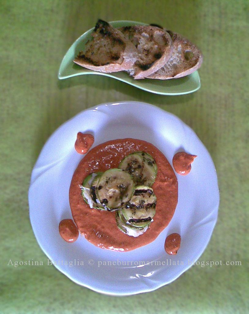 millefoglie zucchine e pesce 1