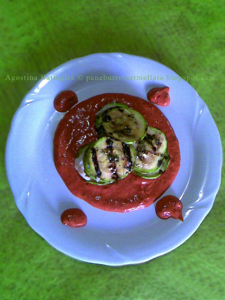 millefoglie zucchine e pesce 2