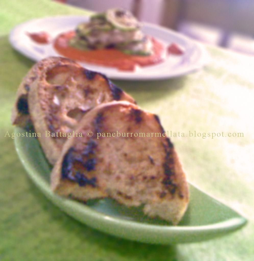 millefoglie zucchine e pesce 4