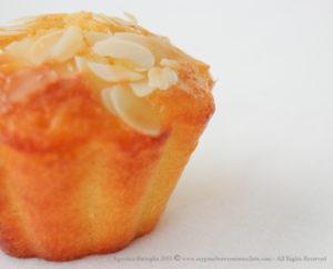 Muffins leggeri alle mele e mandorle