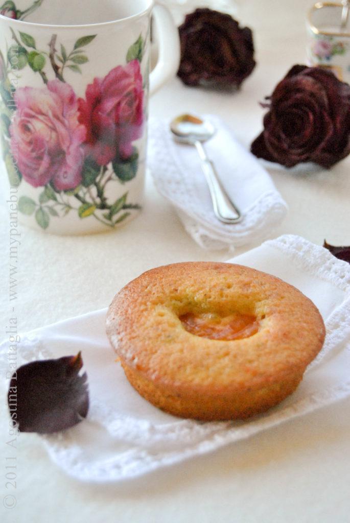 mini cake pistacchio mandarino pp