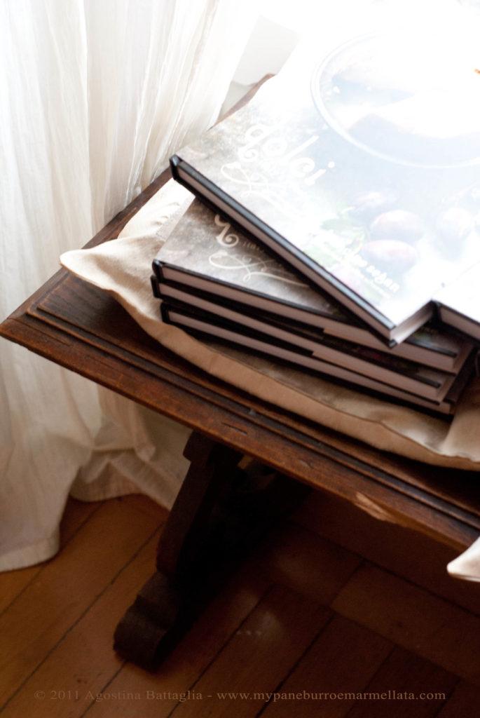 banchetto libri