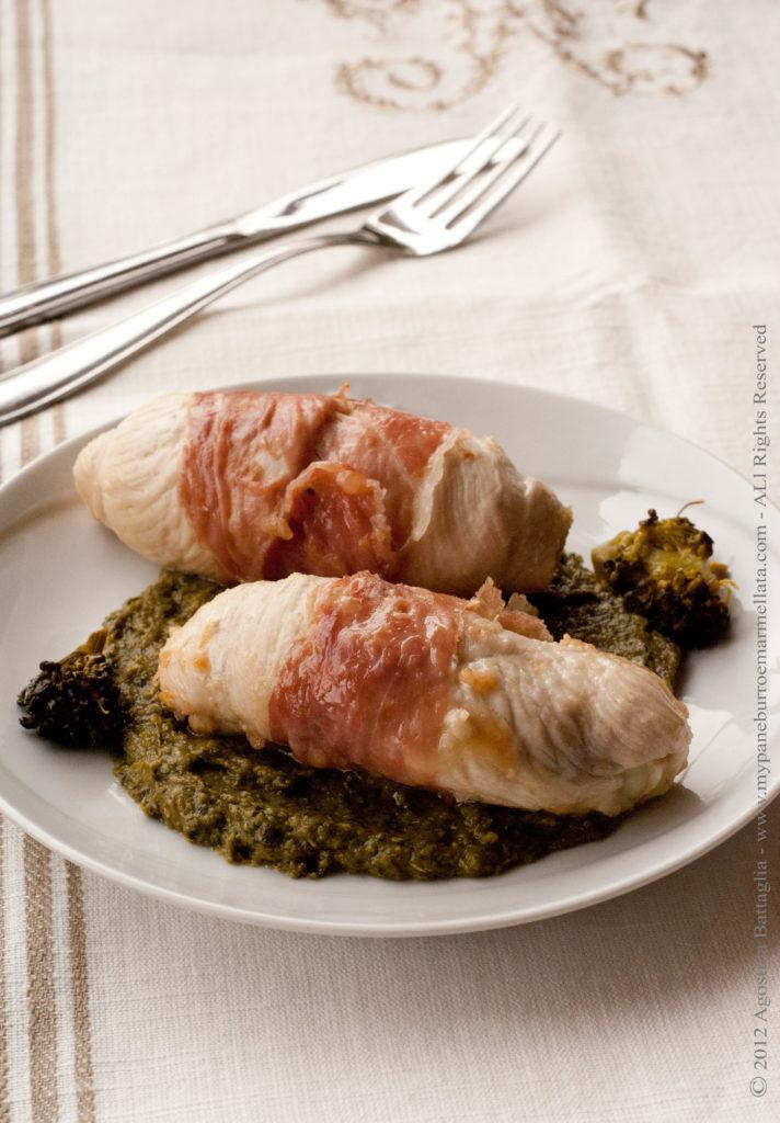 involtini pollo gregoriano 1