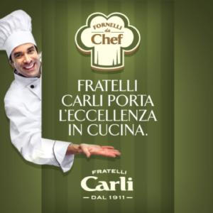 """""""Fornelli da Chef"""": il concorso dei Fratelli Carli"""