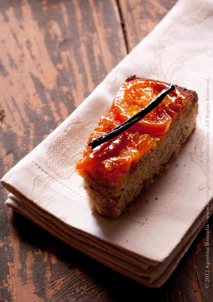 fetta upside down cake