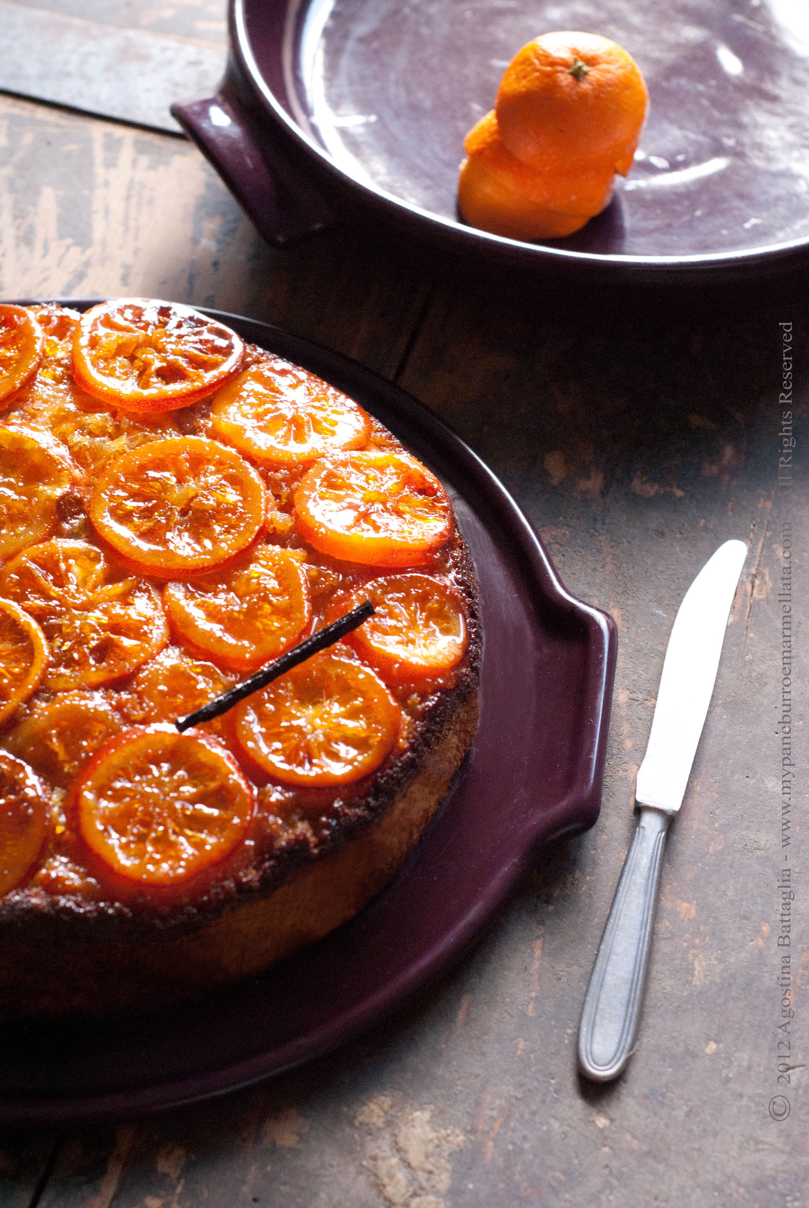 Donna Hay's Sticky Orange And Vanilla Upside-Down Cake Recipes ...