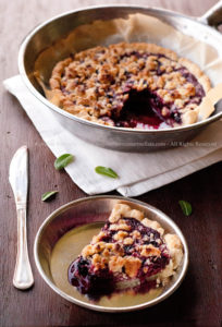 Pie di More – Blackberry Pie