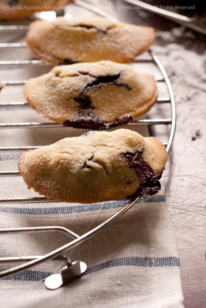 biscotti ripieni ricotta mirtilli pp