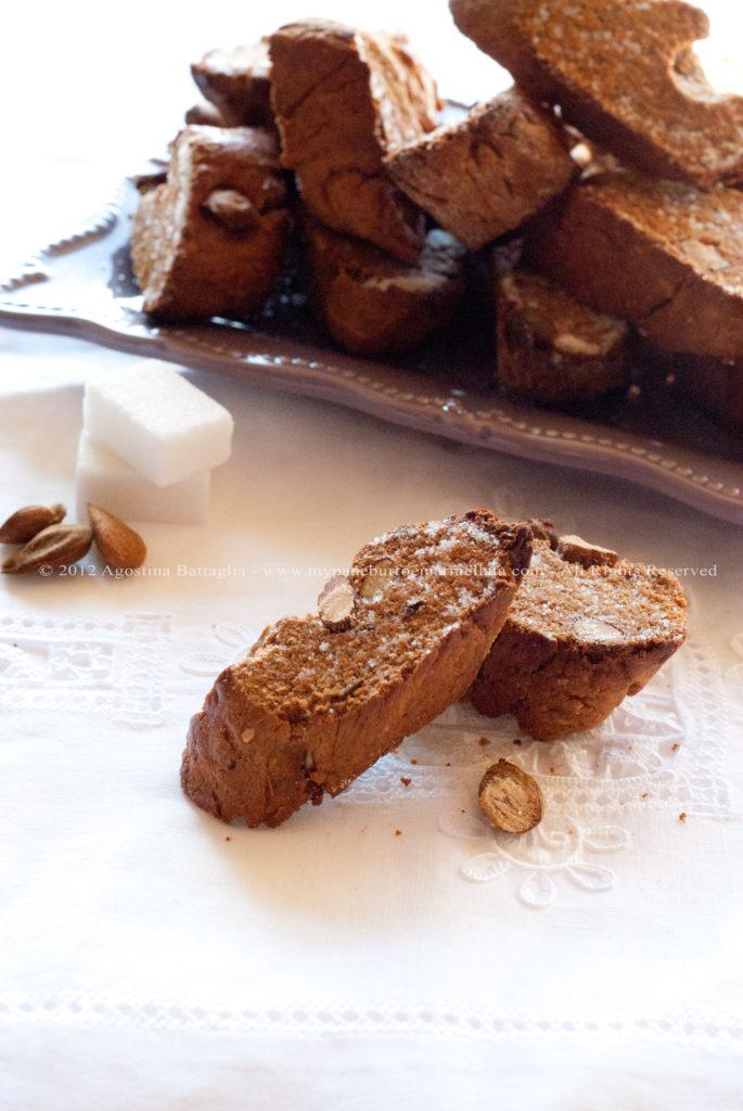 piparelle - biscotti al caramello