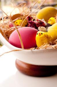 Il Centrotavola di Pasqua e Tanti Auguri!