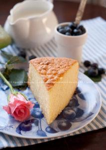 Torta al Latte Caldo – Hot Milk Sponge Cake