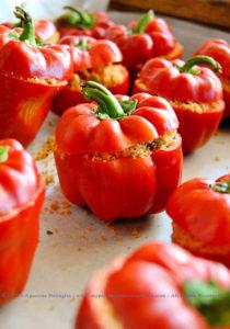 Peperoni ripieni – Calabria…. il gusto dell'Estate!