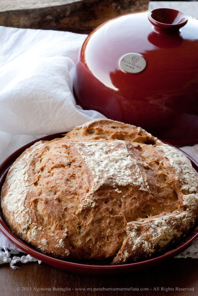 DSC_5695 pane di segale alle olive