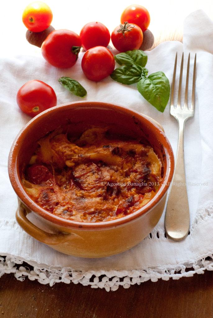 DSC_5743 lasagna al pomodoro fresco