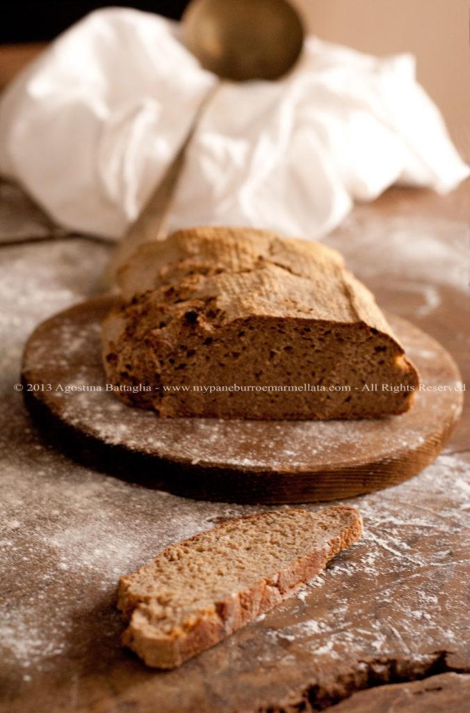 pane di segale - Jurmano