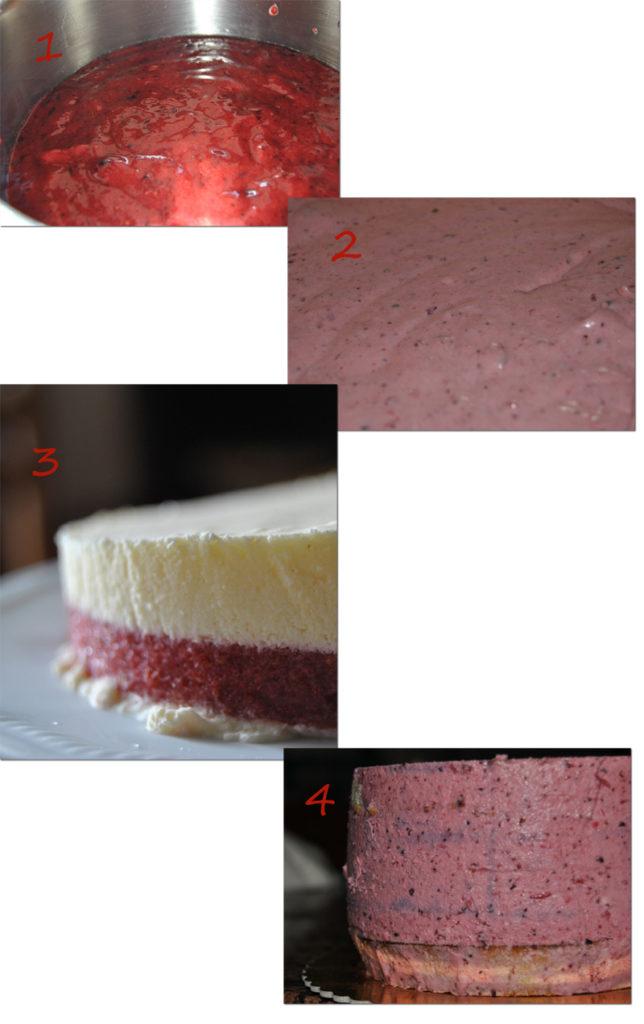 torta dama interno