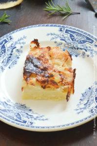 Gratin Dauphinois di Julia Child