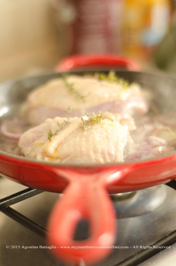 DSC_0259 pollo alle cipolle e timo limone
