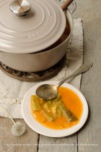 Zuppa di fagioli corallo, le ricette di famiglia