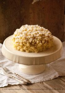 Torta Mimosa | un fiore, una storia