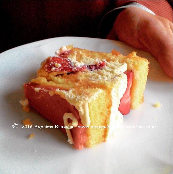 fraisier fetta