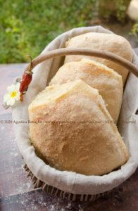 Il pane fatto in casa di papà