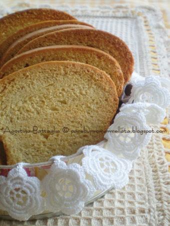 fette biscottate homemade con lievito madre